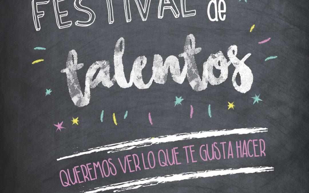 Festival de Talentos!